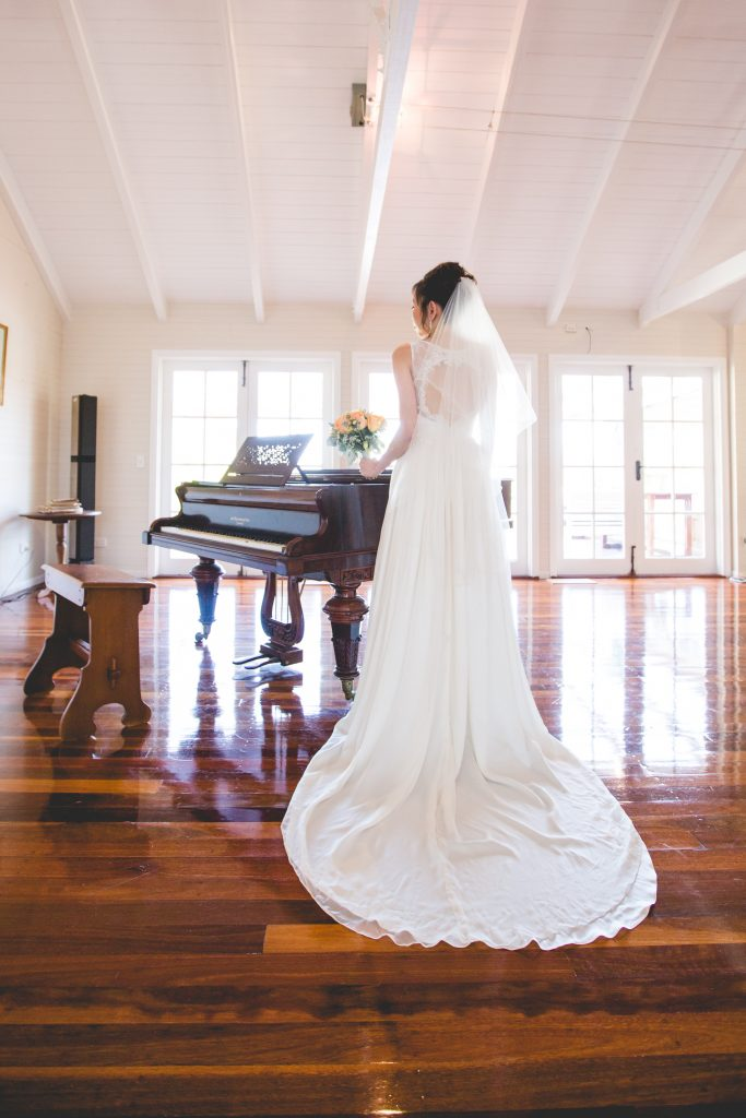 Bridal dress salon in Brisbane